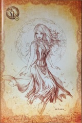 Southern Nightgown #8 EBAS Sketch Variant LTD 50