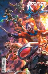 Future State Suicide Squad #2 (Of 2) Cover B Derrick Chew Variant