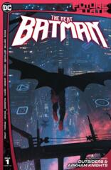 Future State The Next Batman #1 (Of 4) Cover A Ladronn