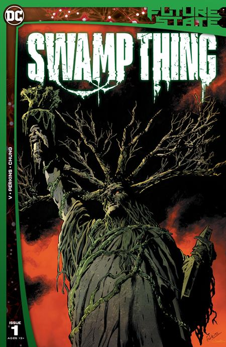 Future State Swamp Thing #1 (Of 2) Cover A Mike Perkins