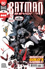 Batman Beyond Vol 6 #48 Cover A Dan Mora