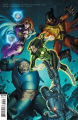 Justice League Odyssey #24 Cover B Junggeun Yoon Variant
