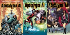 Apocalypse Al Lot 1 2 3 Cover A
