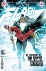 Flash #767 Vol 1 Cover A Clayton Henry (Endless Winter)
