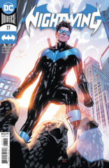 Nightwing Vol 4 #77 Cover A Travis Moore