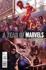 A Year Of Marvels Unstoppable #1 (ANADM)