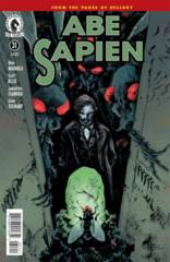 Abe Sapien #31 Main Cover