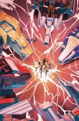 Mighty Morphin Power Rangers #7 Main Cover