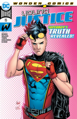 Young Justice Vol 3 #15 Cover A