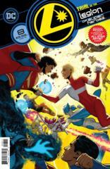 Legion Of Super-Heroes Vol 8 #8 Cover A Ryan Sook