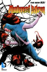 Animal Man Vol 4 Splinter Species TPB