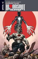 Bloodshot Reborn Vol 4 Bloodshot Island TPB