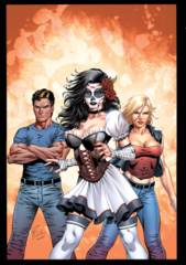 GFT Grimm Fairy Tales #122 B Cover Rei