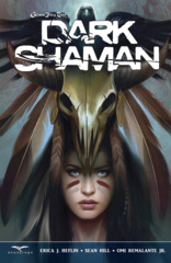 GFT Dark Shaman Vol 1 TPB