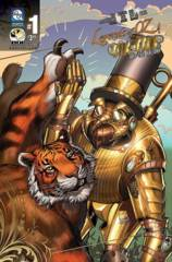 Legends of Oz Tik Tok And Kalidah #1 (Of 3) Cover B