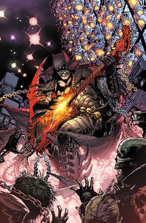 Dark Nights Death Metal #1 (Of 6) Cover G 1:25 Doug Mahnke Variant