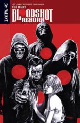 Bloodshot Reborn Vol 2 The Hunt TPB