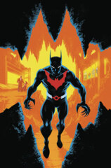 Batman Beyond Vol 6 #43 Cover B Francis Manapul Variant