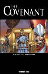 Covenant Vol 1 Siege TPB