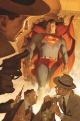 Action Comics Vol 1 #1031 Cover B Julian Totino Tedesco Variant