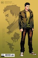 Batman Vol 3 #103 Cover C 1:25 Jorge Jimenez Bruce Wayne Variant