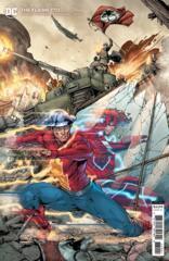 Flash Vol 1 #770 Cover B Brett Booth Variant
