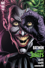 Batman Three Jokers #3 (Of 3) Cover A Jason Fabok Joker