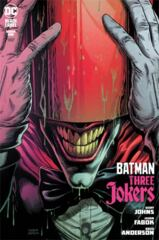 Batman Three Jokers #1 (Of 3) Premium Cover A Red Hood Variant