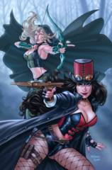 GFT Robyn Hood Ongoing #13 C Cover Sanapo