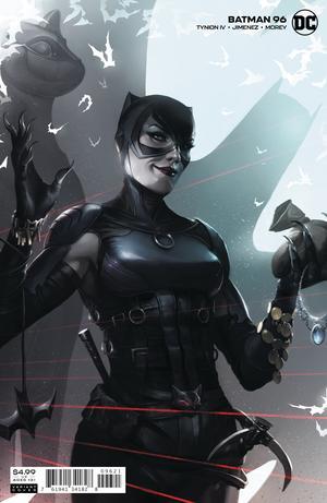Batman Vol 3 #96 Cover B Francesco Mattina Variant