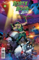 Robyn Hood Justice #6 Cover D Martin Coccolo