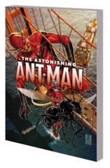 Astonishing Ant-Man Vol 2 Small Time Criminal TPB
