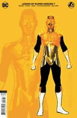 Legion Of Super-Heroes Vol 8 #7 Cover C 1:25 Ryan Sook Gold Lantern Variant