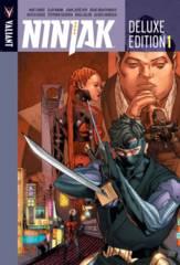 Ninjak Deluxe Edition HC
