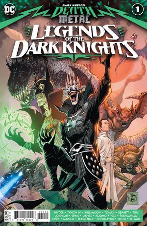 Dark Nights Death Metal Legends Of The Dark Knights #1 Cover A Tony Daniel