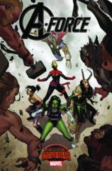 A-Force #3 (Secret Wars)