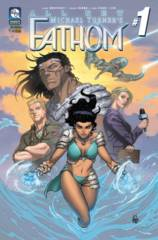 All New Fathom #1 Cover A Renna