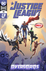 Justice League Vol 4 #48 Cover A David Marquez