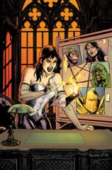 Justice League Dark Vol 2 #24 Cover A Yanick Paquette
