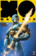 X-O Manowar (2017) #1 Most Good Exclusive Clayton Crain Variant