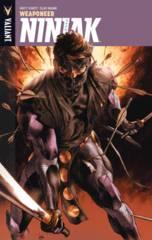 Ninjak Vol 1 Weaponeer TPB