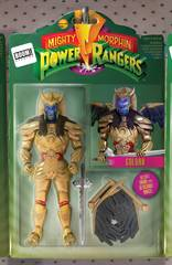 Mighty Morphin Power Rangers #12 Unlock Action Figure Var
