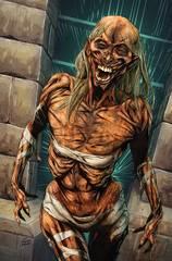 GFT Van Helsing Vs The Mummy Of Amun Ra #2 (Of 5) Cover D Bifu
