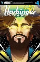 Harbinger Renegade #4 Cover E 1:20 Variant Cheung