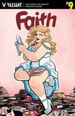 Faith (Ongoing) #9 Cover D 1:10 Variant St Onge