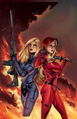 GFT Red Agent Human Order #4 Cover C Casas