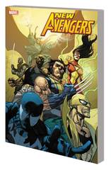 New Avengers By Bendis Complete Collection Vol 3 TPB