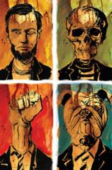 Punks The Comic #2 Cover B Lemire