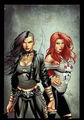 Hellchild The Unholy #4 Cover C Rei