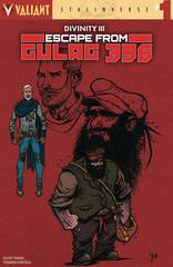 Divinity III Escape From Gulag 396 #1 Cover D 1:10 Variant Cha